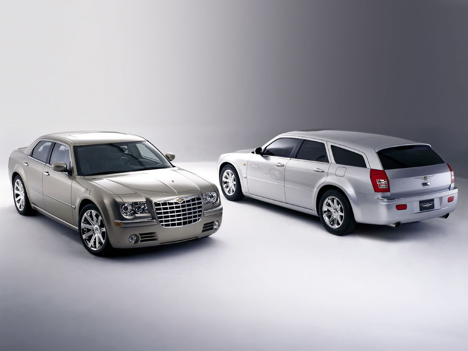 Chrysler 300C Touring photo 6385