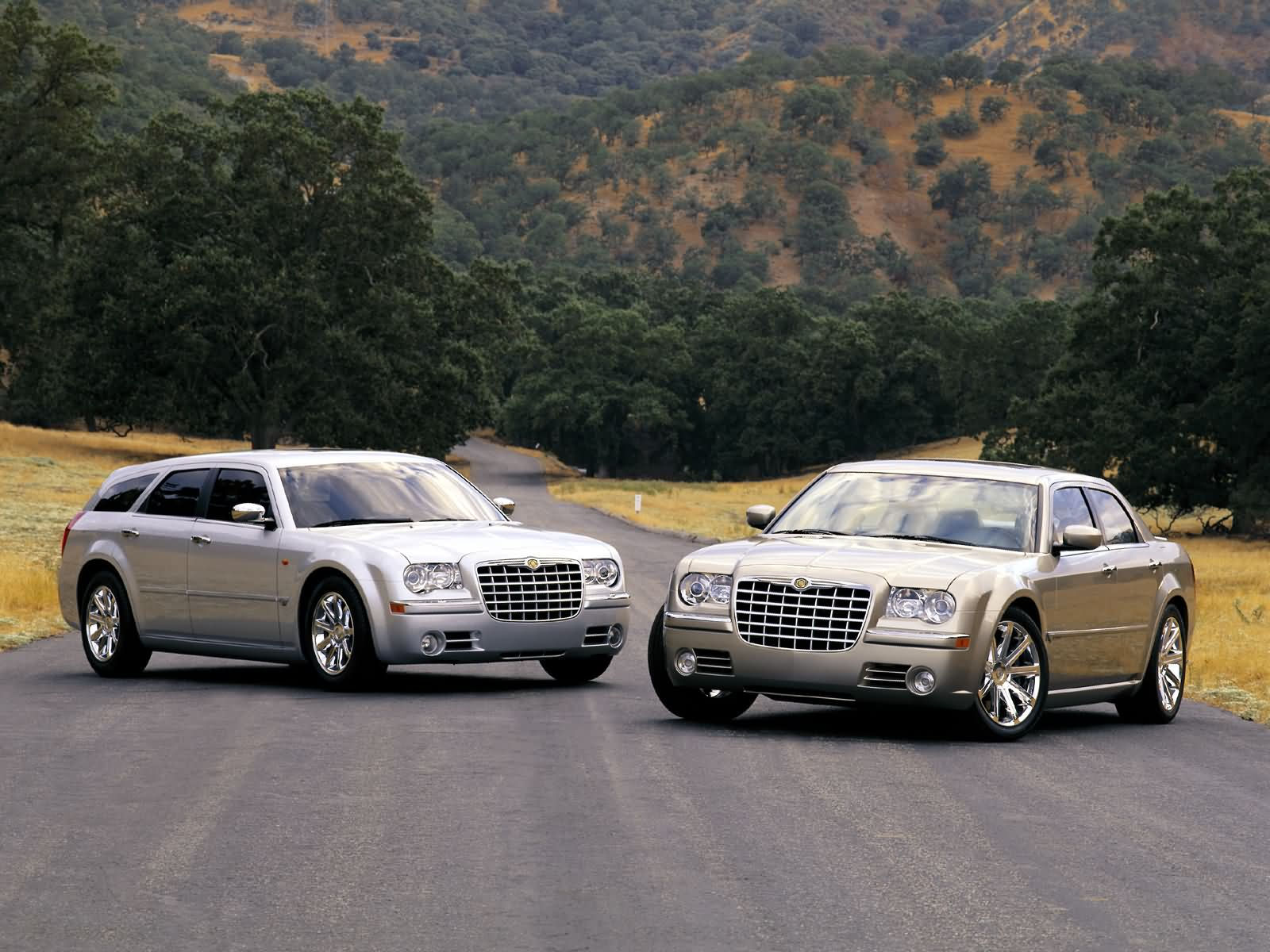 Chrysler 300C Touring photo 6395