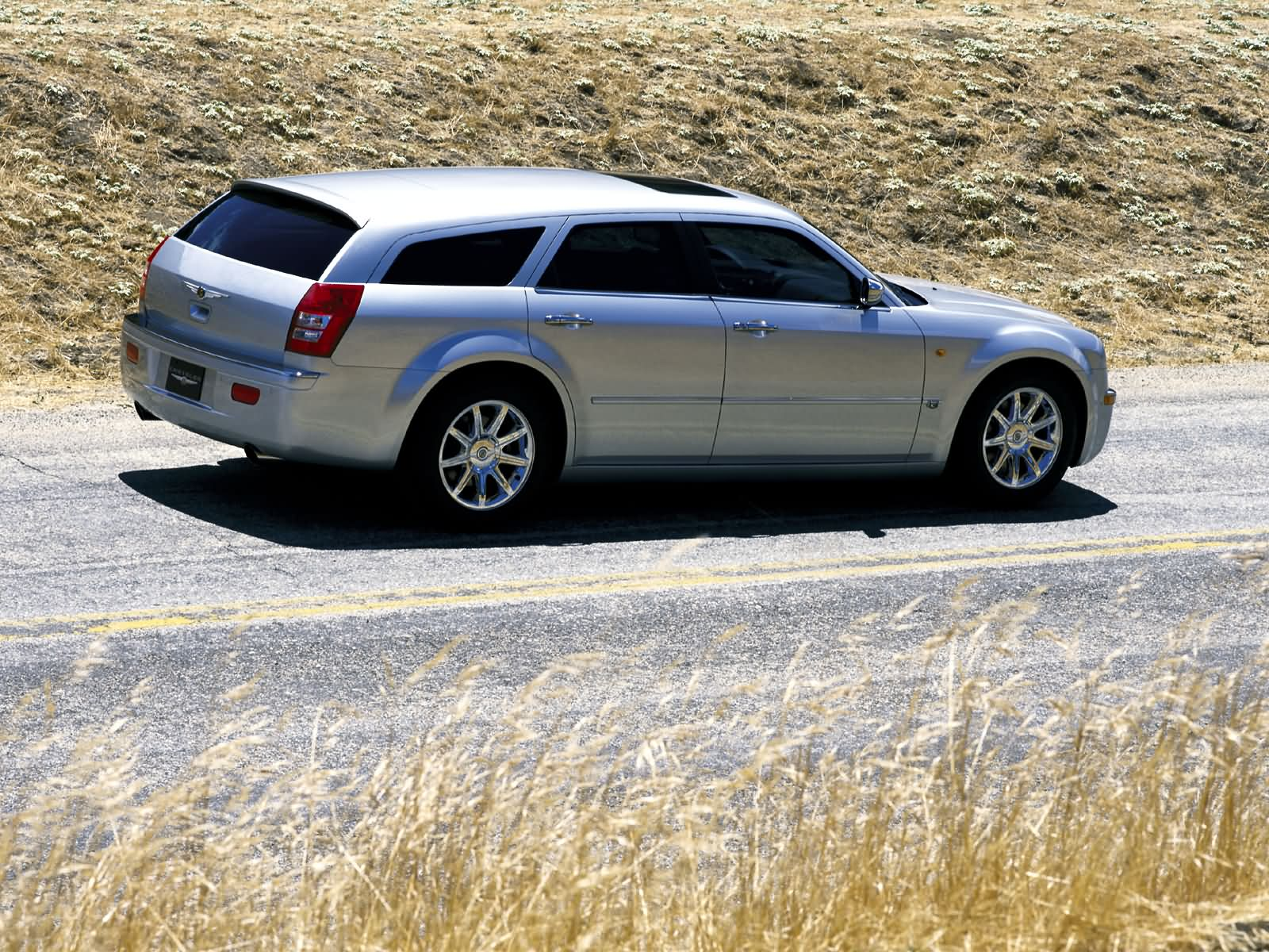 Chrysler 300C Touring photo 6396