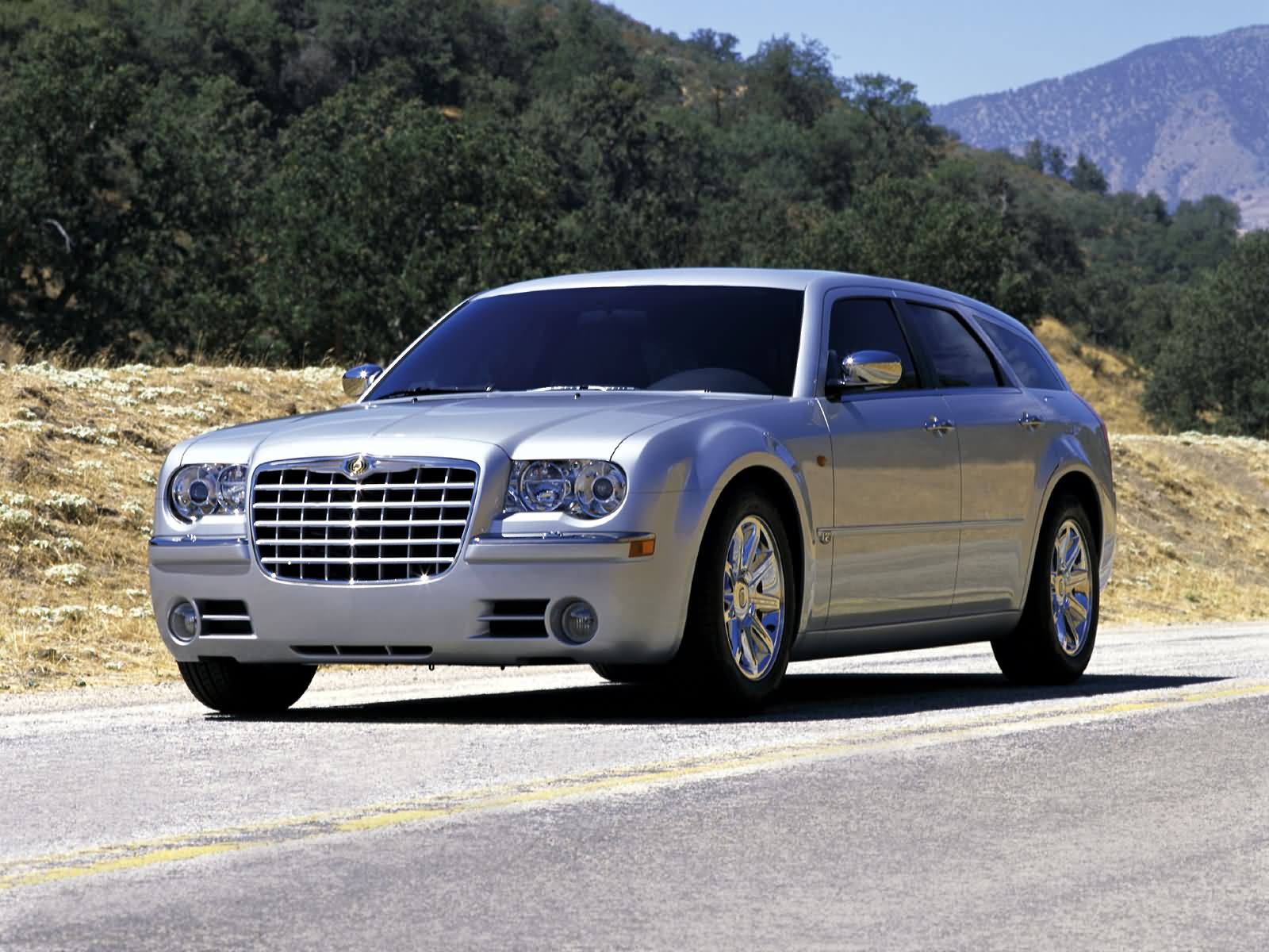 Chrysler 300C Touring photo 6399