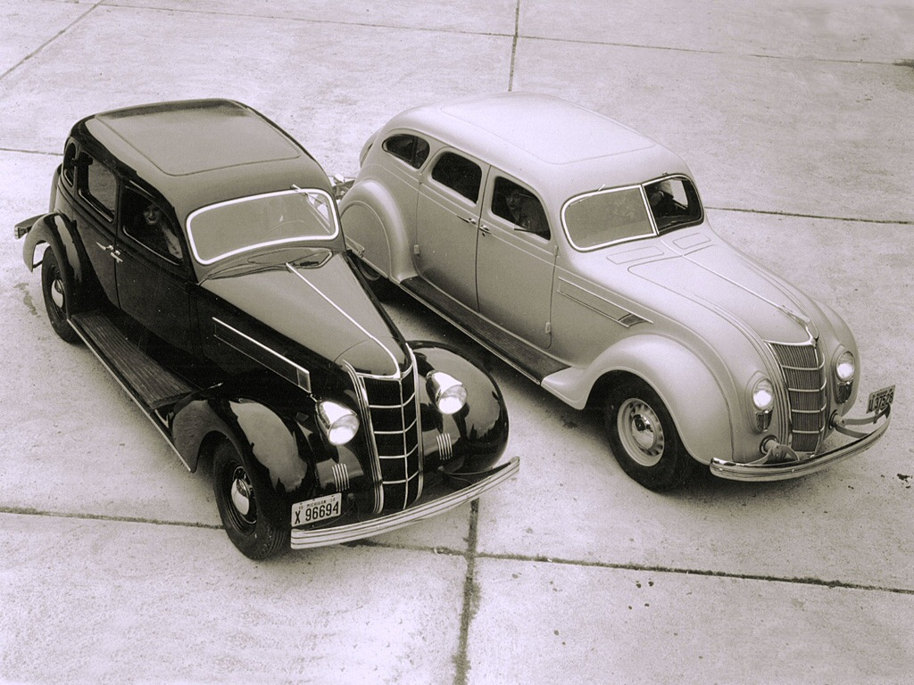 Chrysler Airflow photo 85182