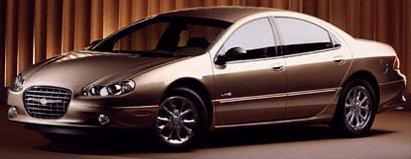 Chrysler LHS photo 20565