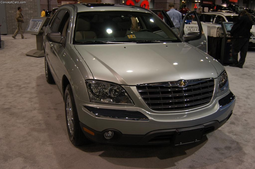 Chrysler Pacifica photo 20787