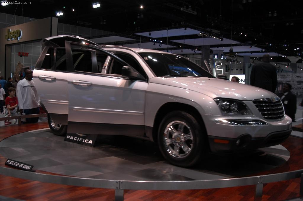 Chrysler Pacifica photo 20805
