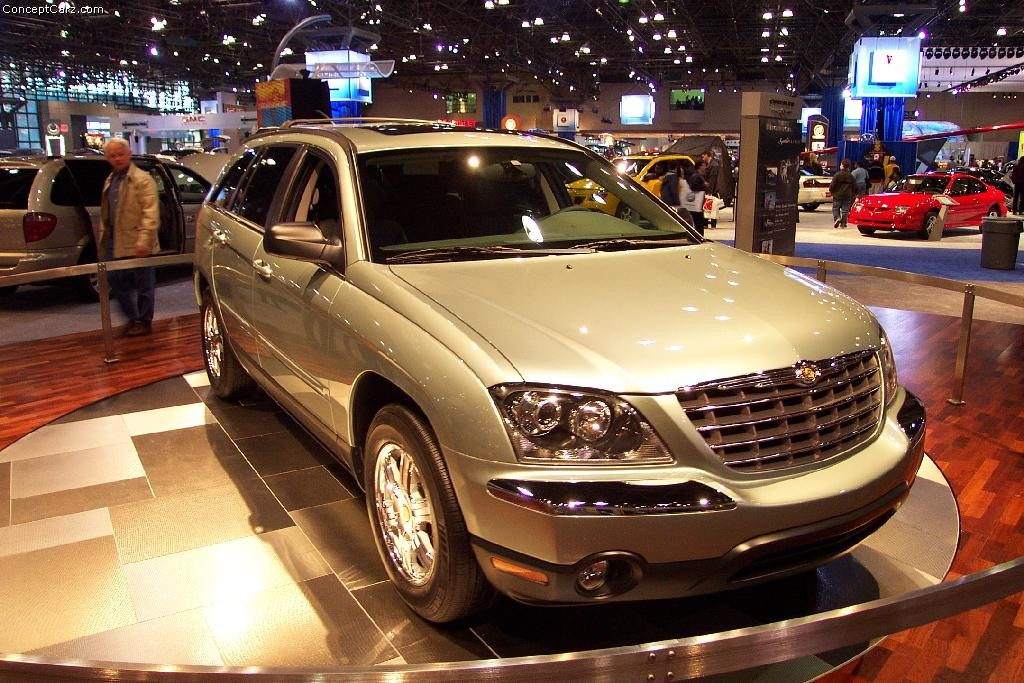 Chrysler Pacifica photo 20809