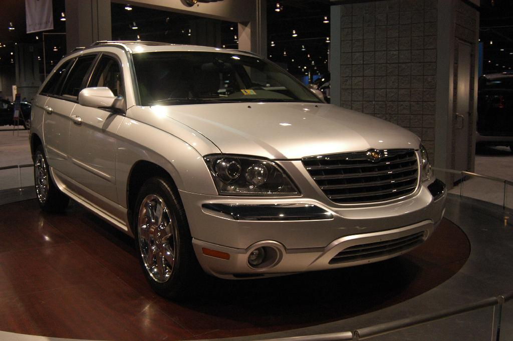 Chrysler Pacifica photo 20914