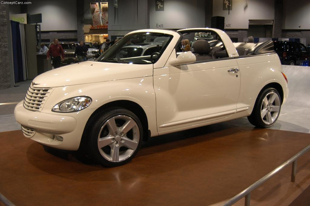 Chrysler PT Cruiser Convertible photo 20600