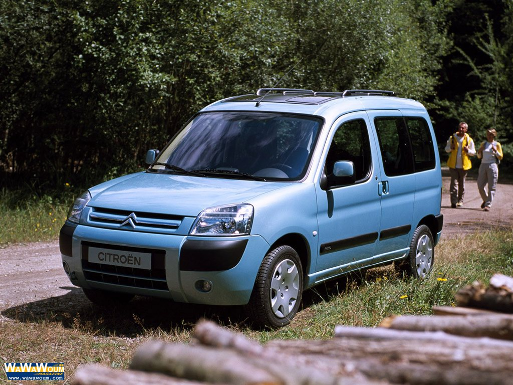 Citroen Berlingo photo 35798