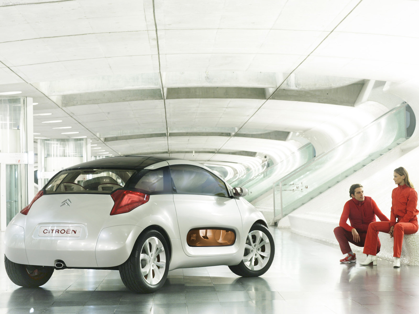 Citroen C-Airplay photo 29983