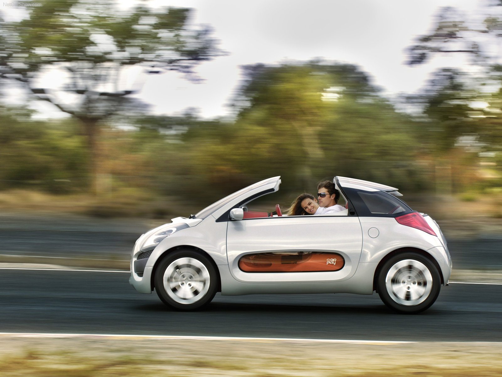 Citroen C-Airplay photo 29986