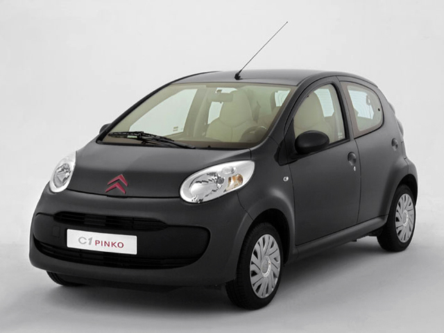 Citroen C1 Pinko photo 93468