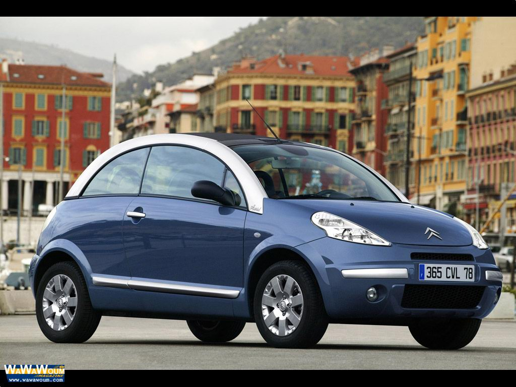 Citroen C3 Pluriel photo 35813
