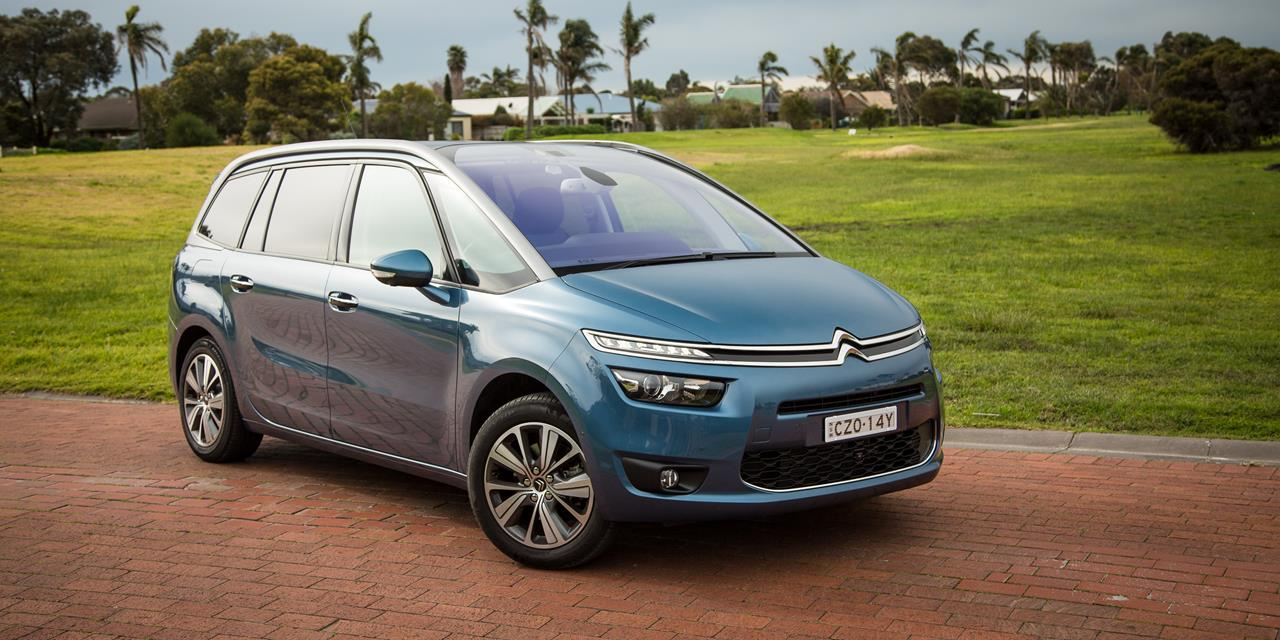 Citroen C4 Grand Picasso photo 170438