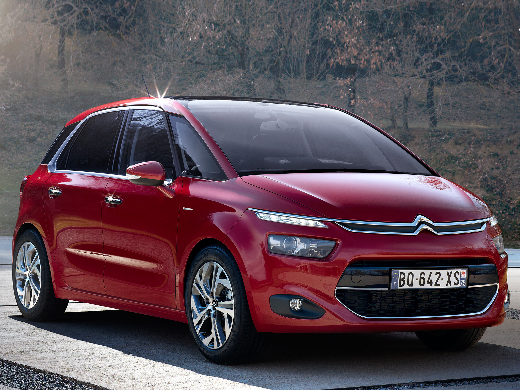 Citroen C4 Picasso photo 99948
