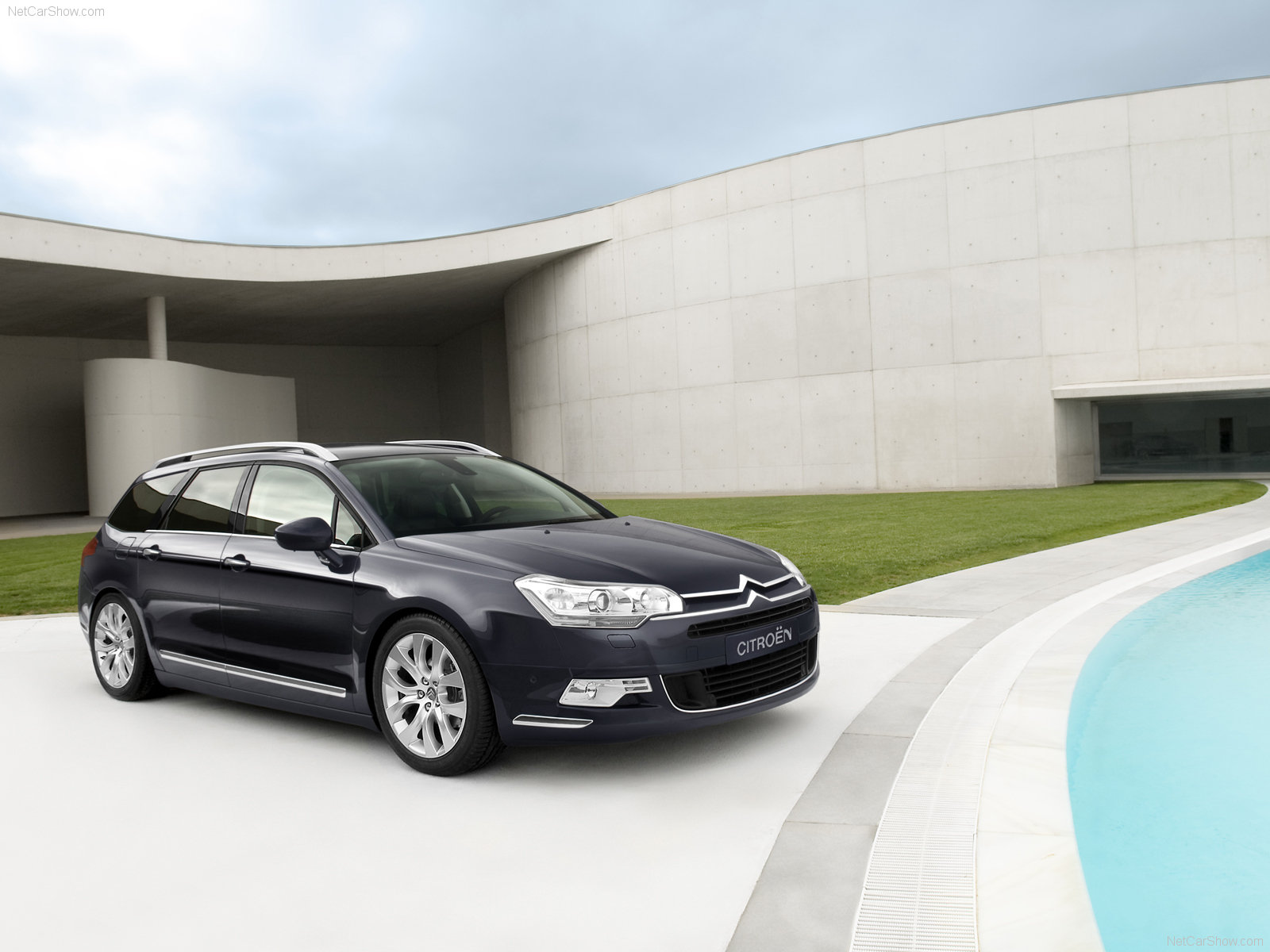 Citroen C5 Estate photo 48495