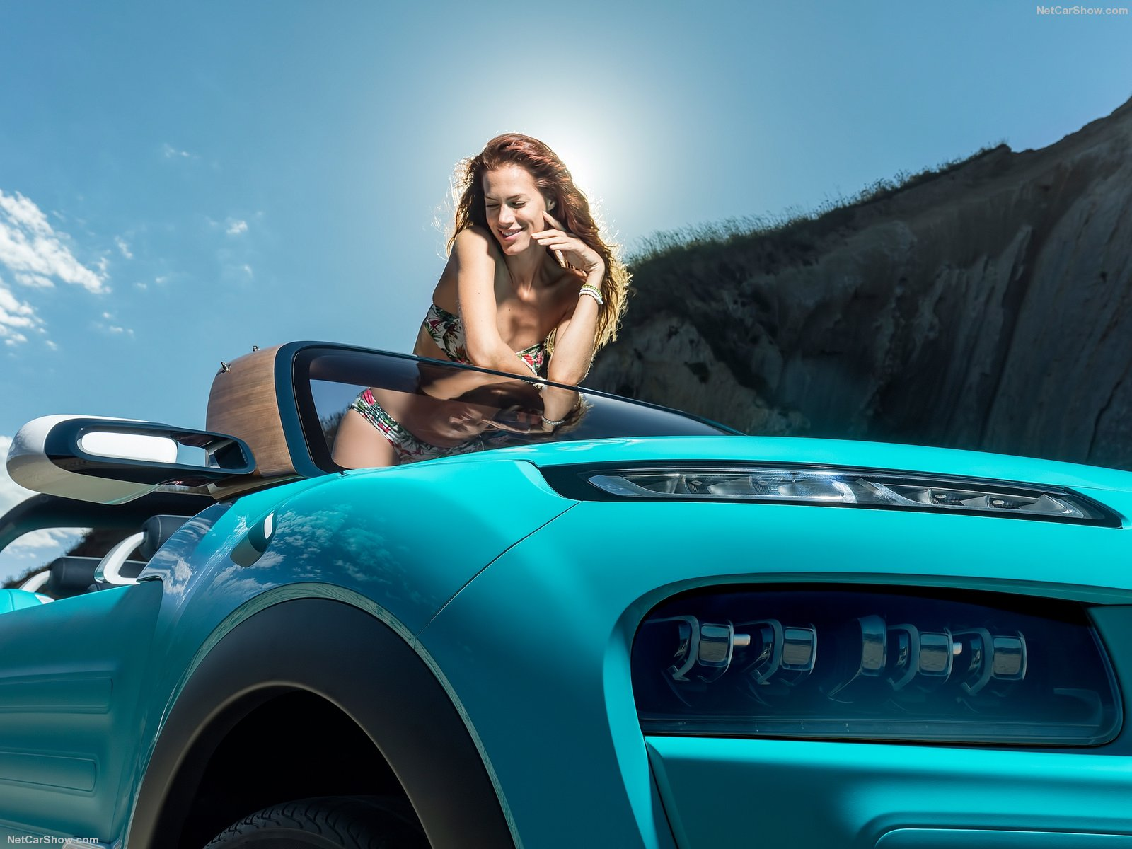 Citroen Cactus M Concept photo 149493