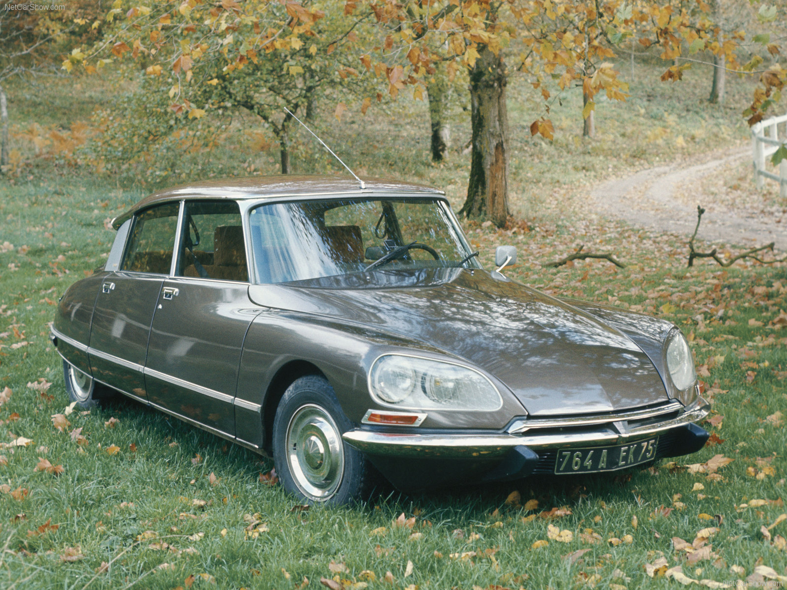 Citroen DS23 photo 71756