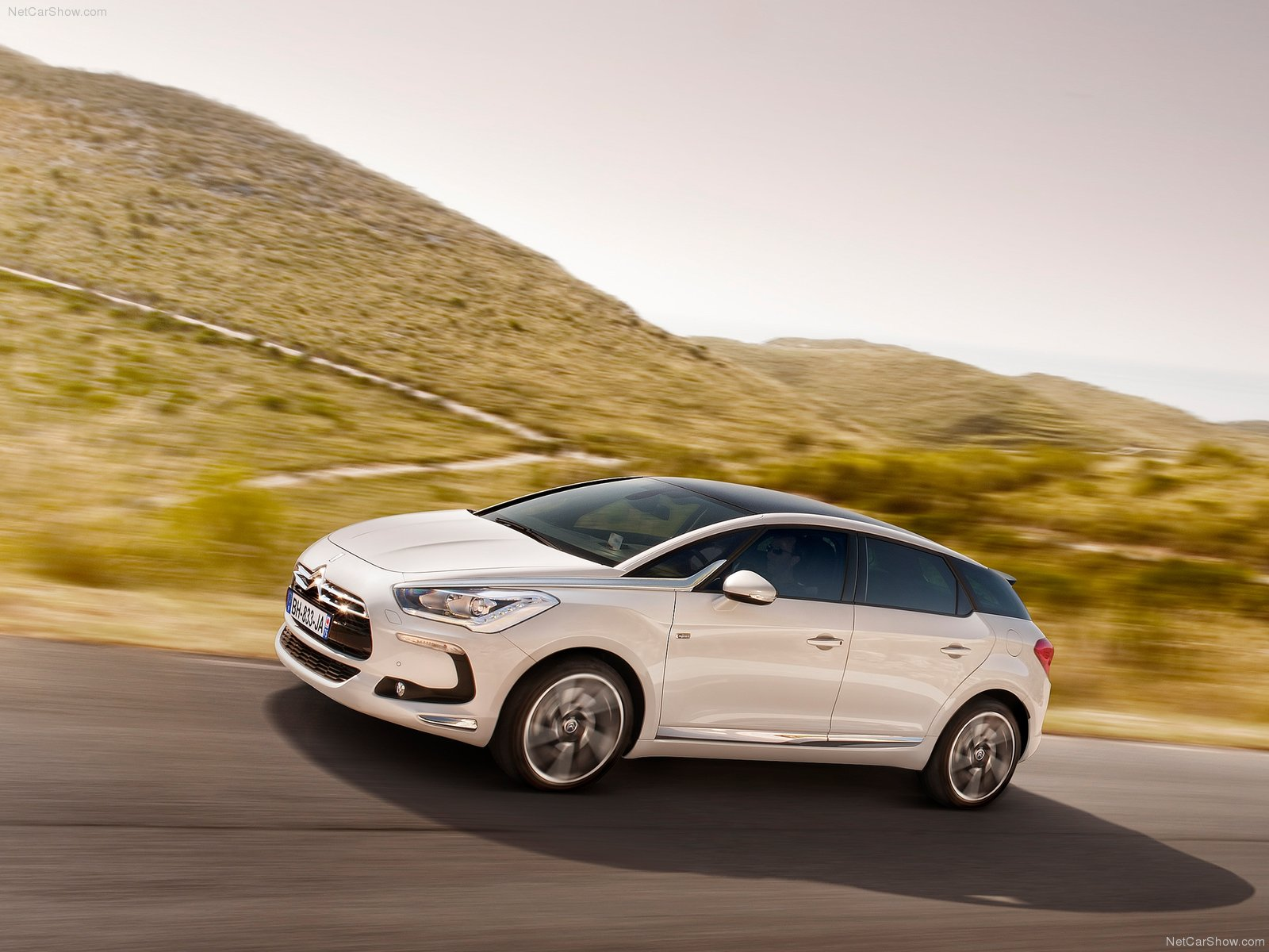 Citroen DS5 photo 83615