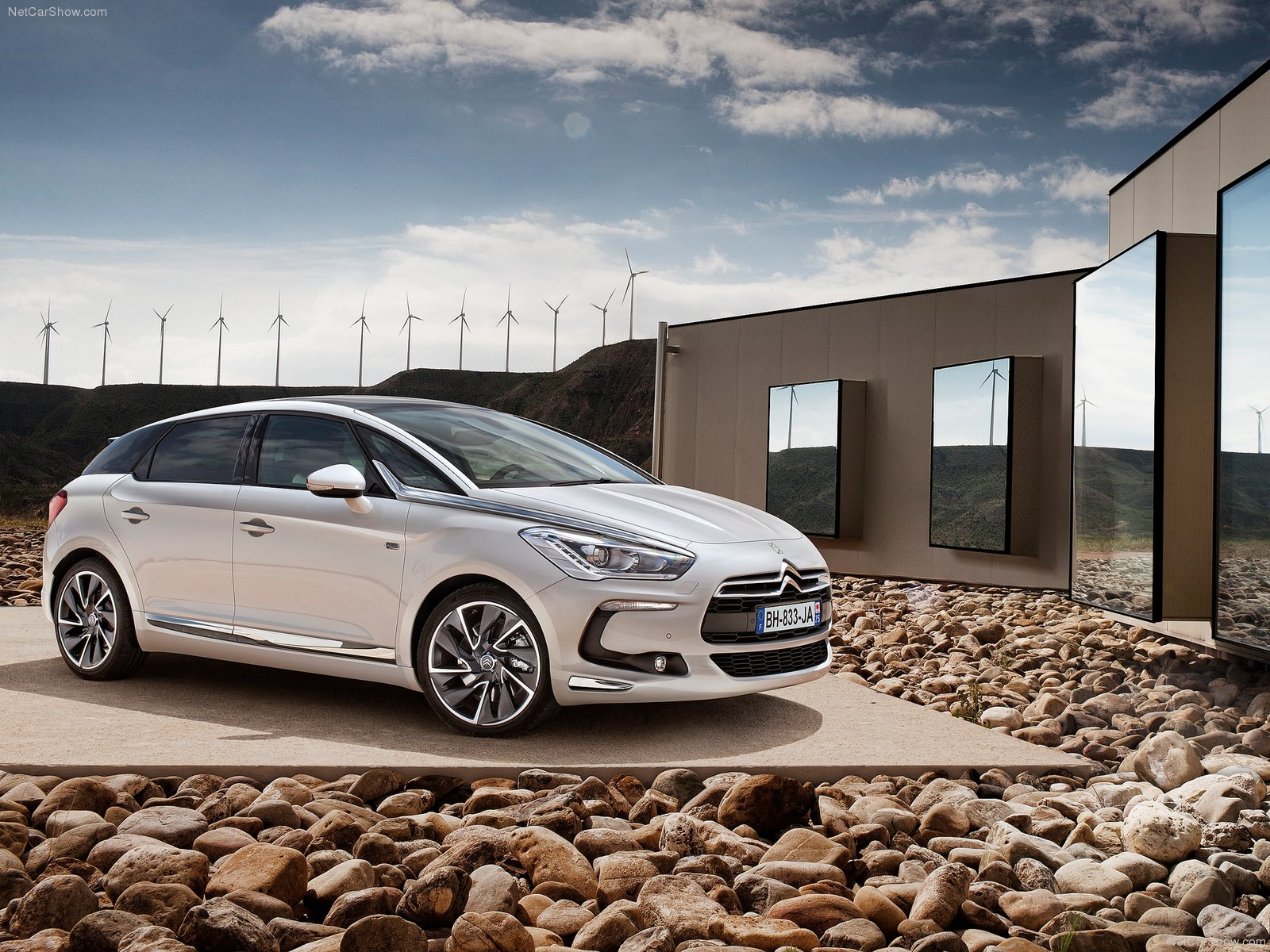 Citroen DS5 photo 83617