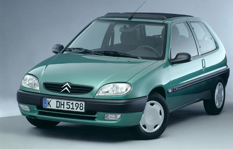 Citroen Saxo photo 4881