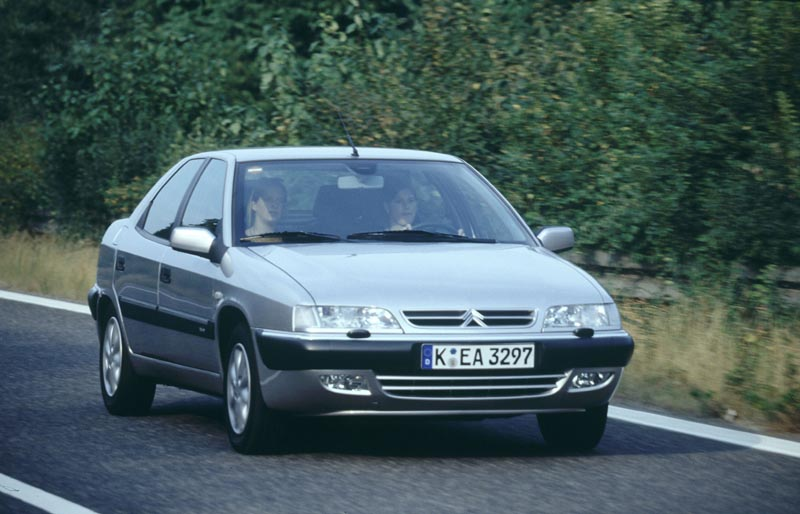 Citroen Xantia photo 4923