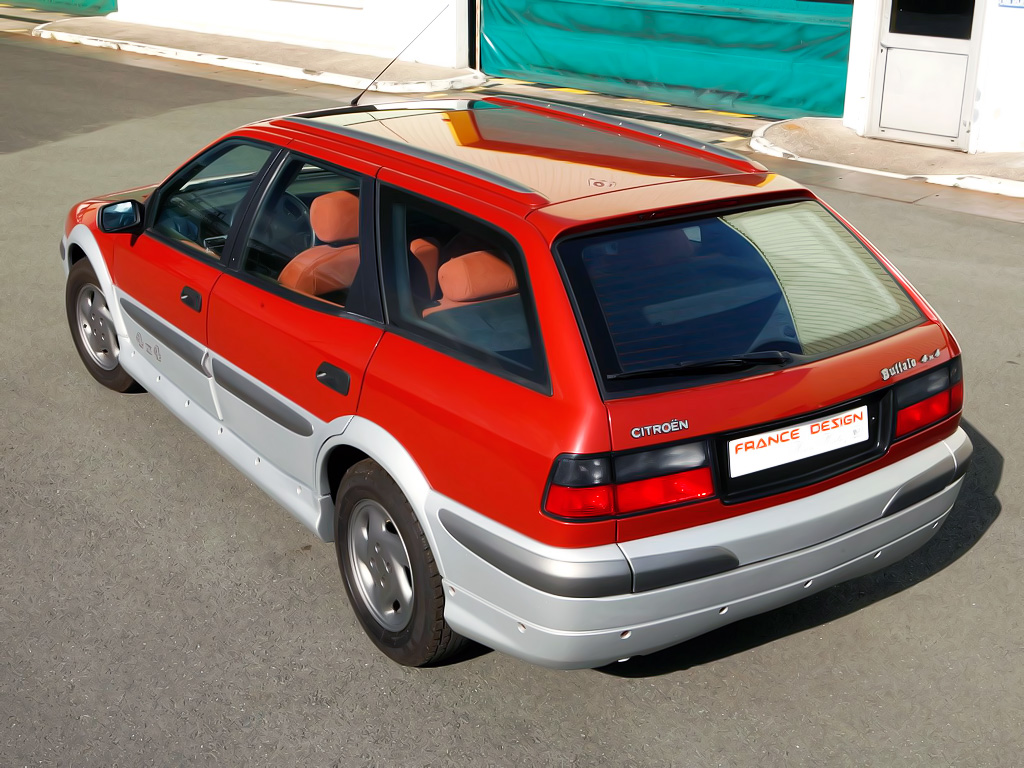 Citroen Xantia photo 93593