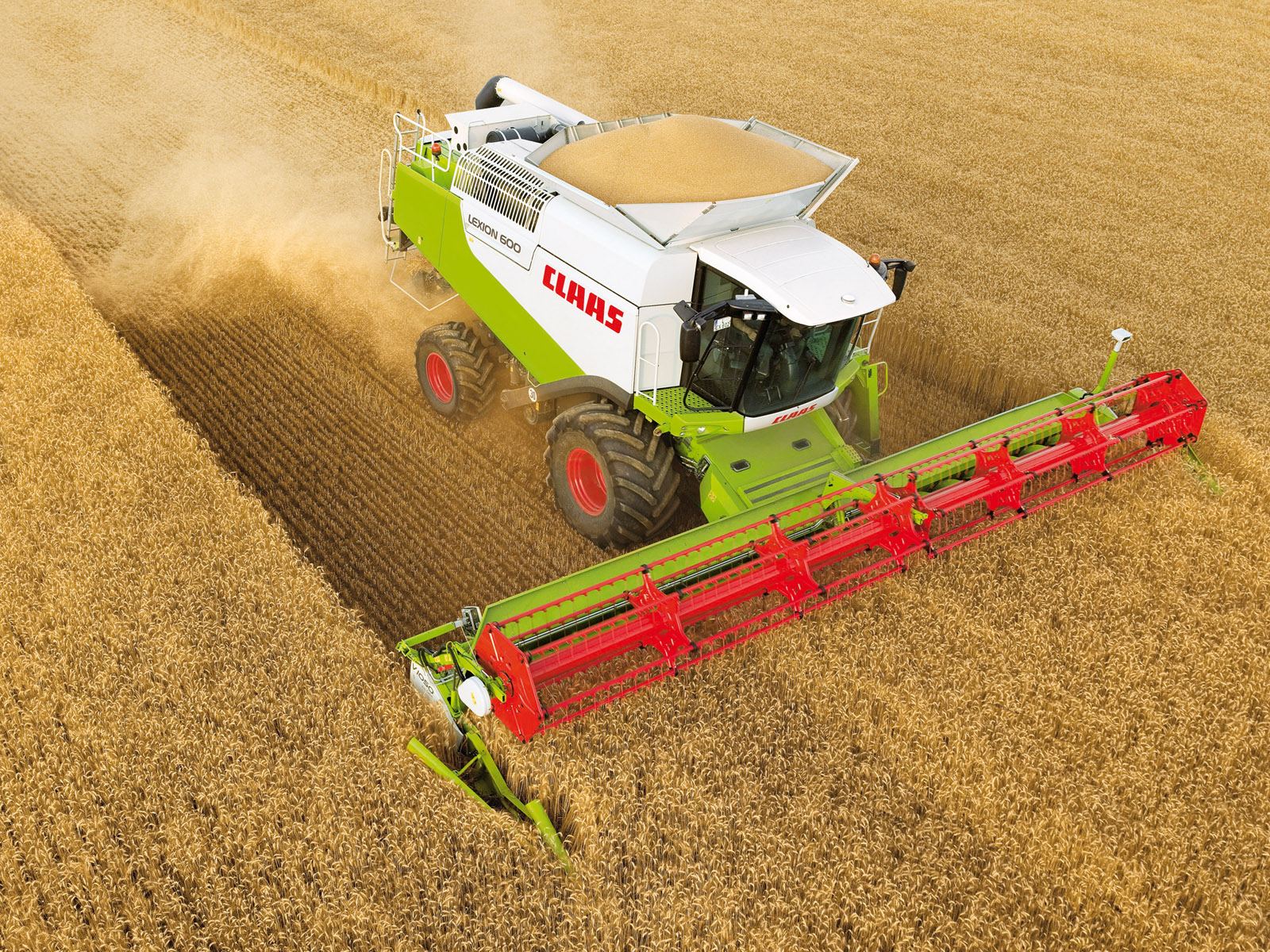 Claas Lexion photo 54739