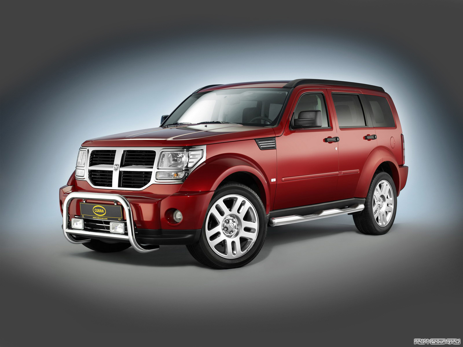Cobra Dodge Nitro photo 60012