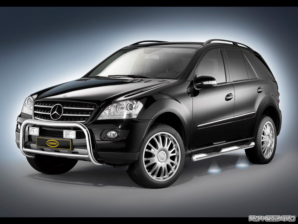 Cobra Mercedes-Benz ML photo 59955