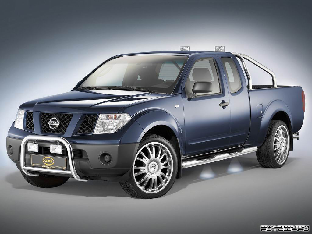 Cobra Nissan Navara photo 59999