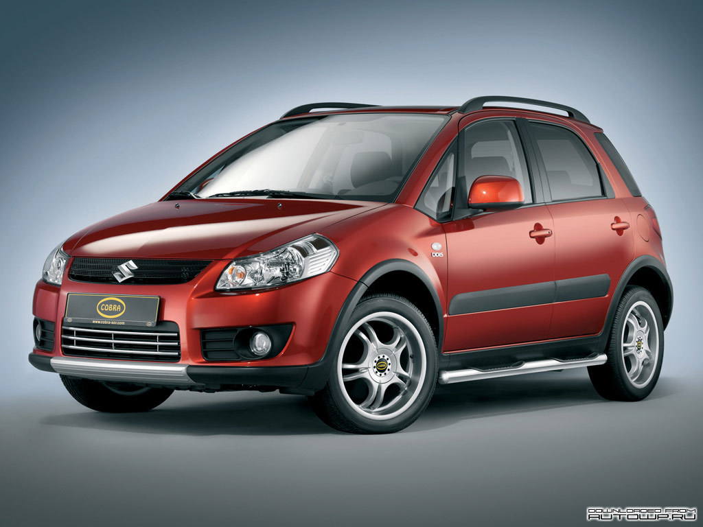 Cobra Suzuki SX4 photo 59954