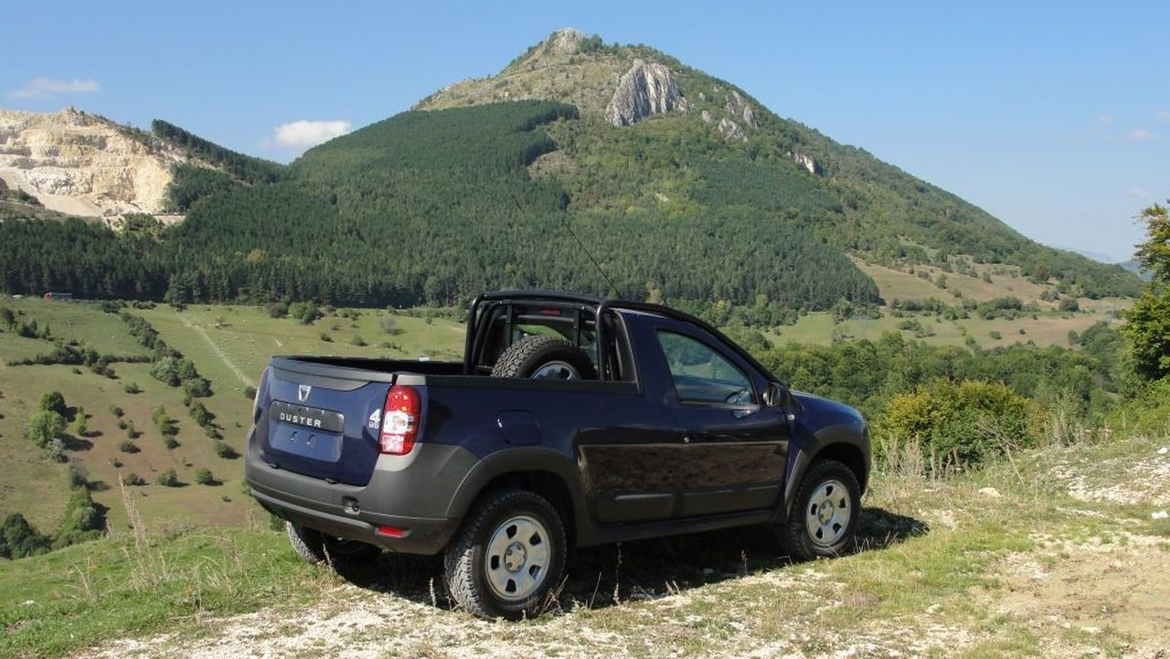 Dacia Duster Pick-Up photo 130462