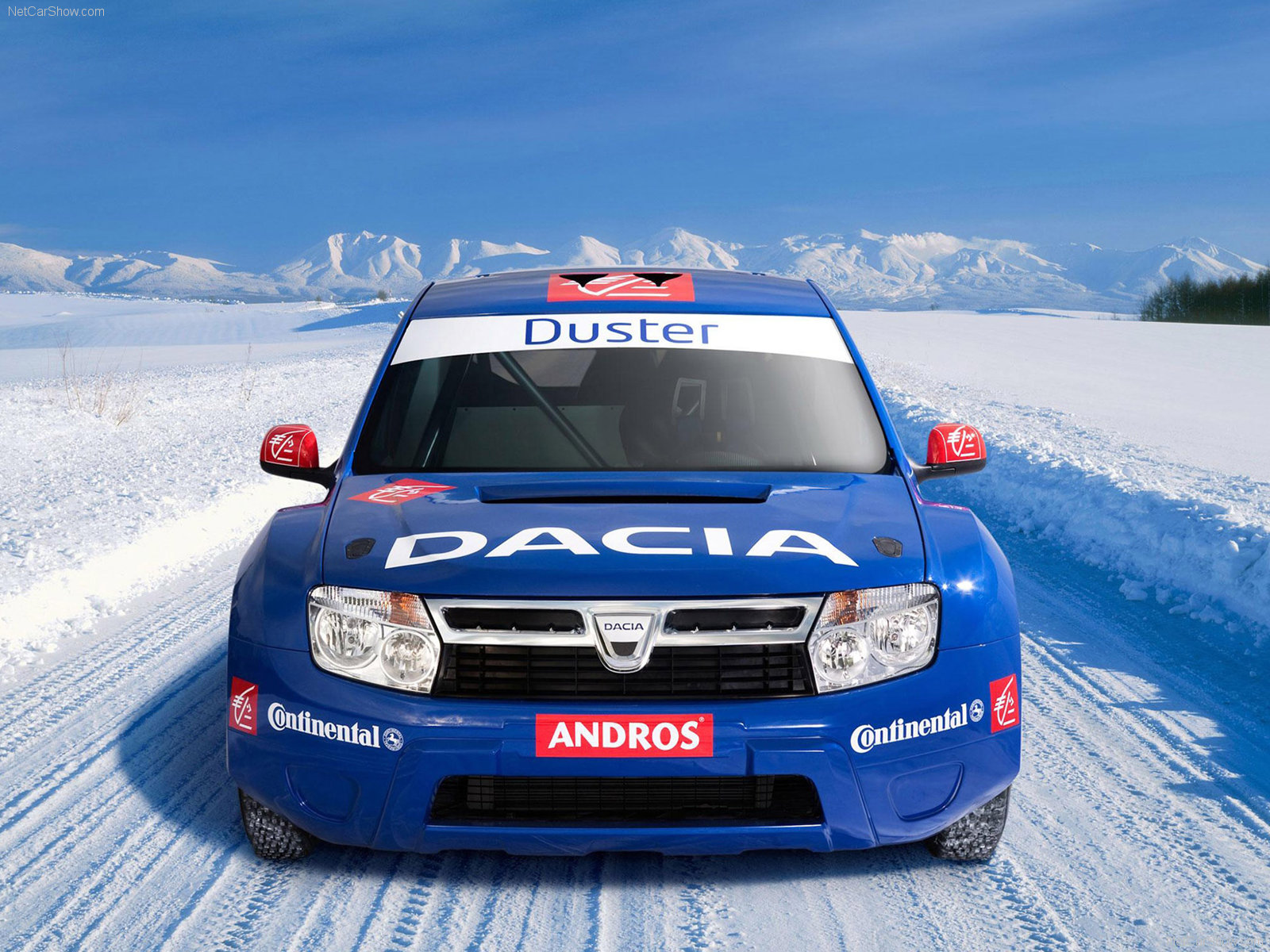 Dacia Duster Trophee Andros photo 69268