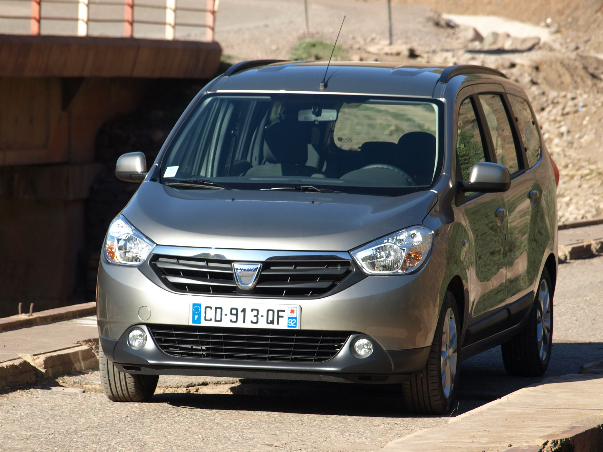 Dacia Lodgy photo 91942