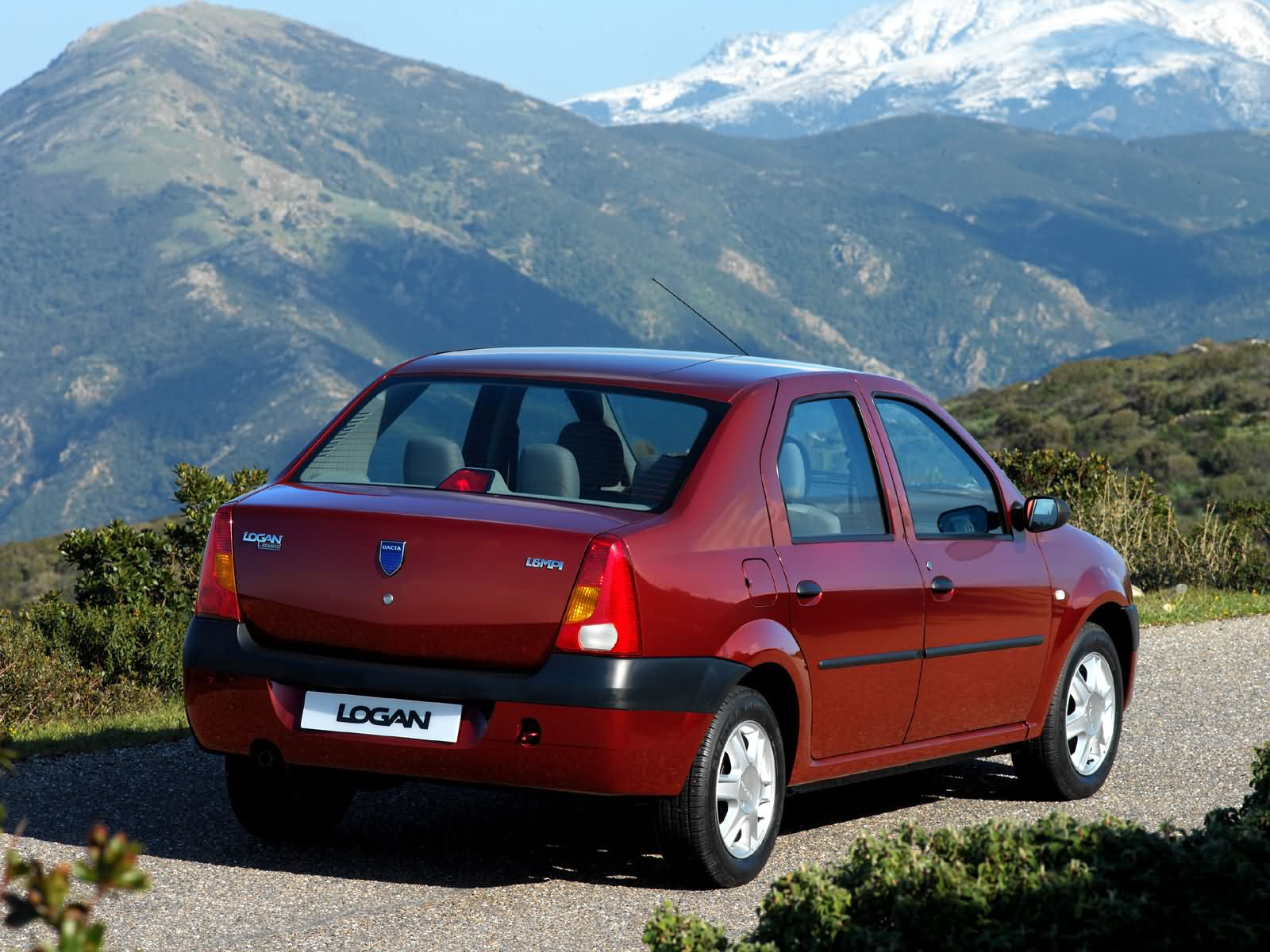 Dacia Logan 1.6 MPI photo 15561