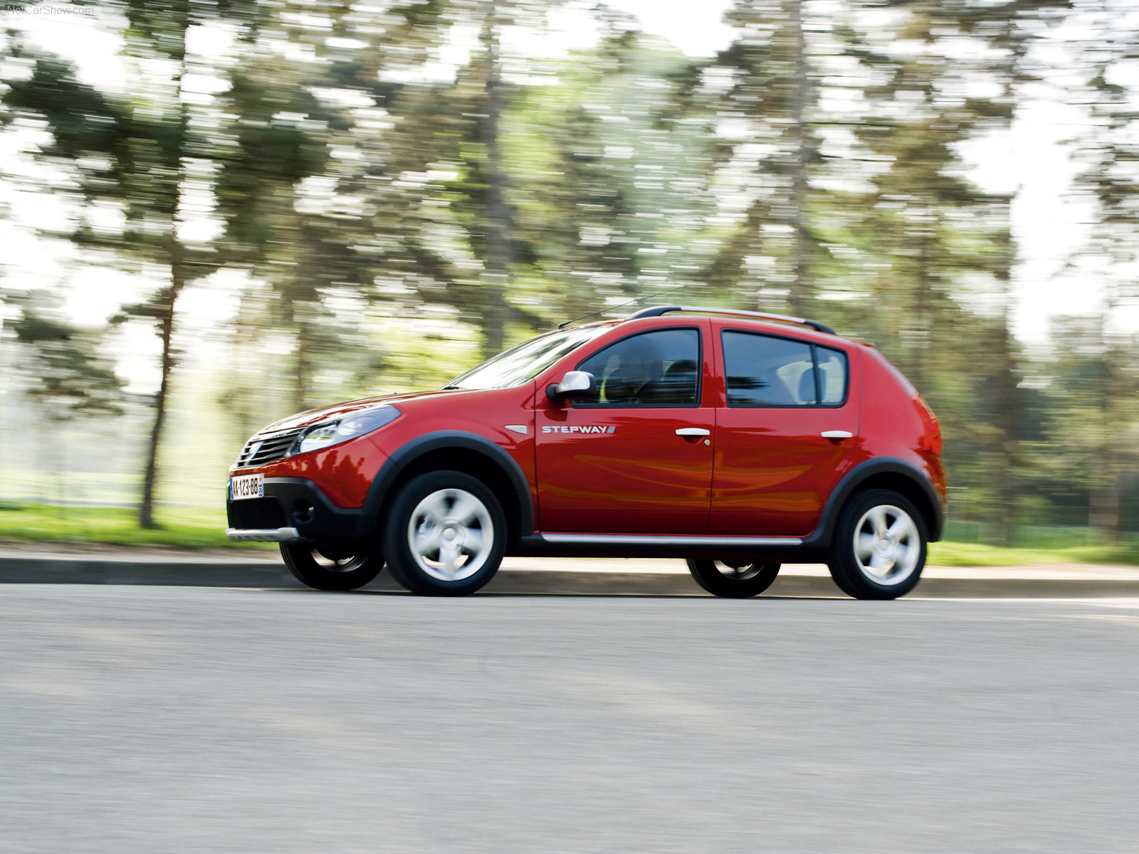 Dacia Sandero Stepway photo 63990