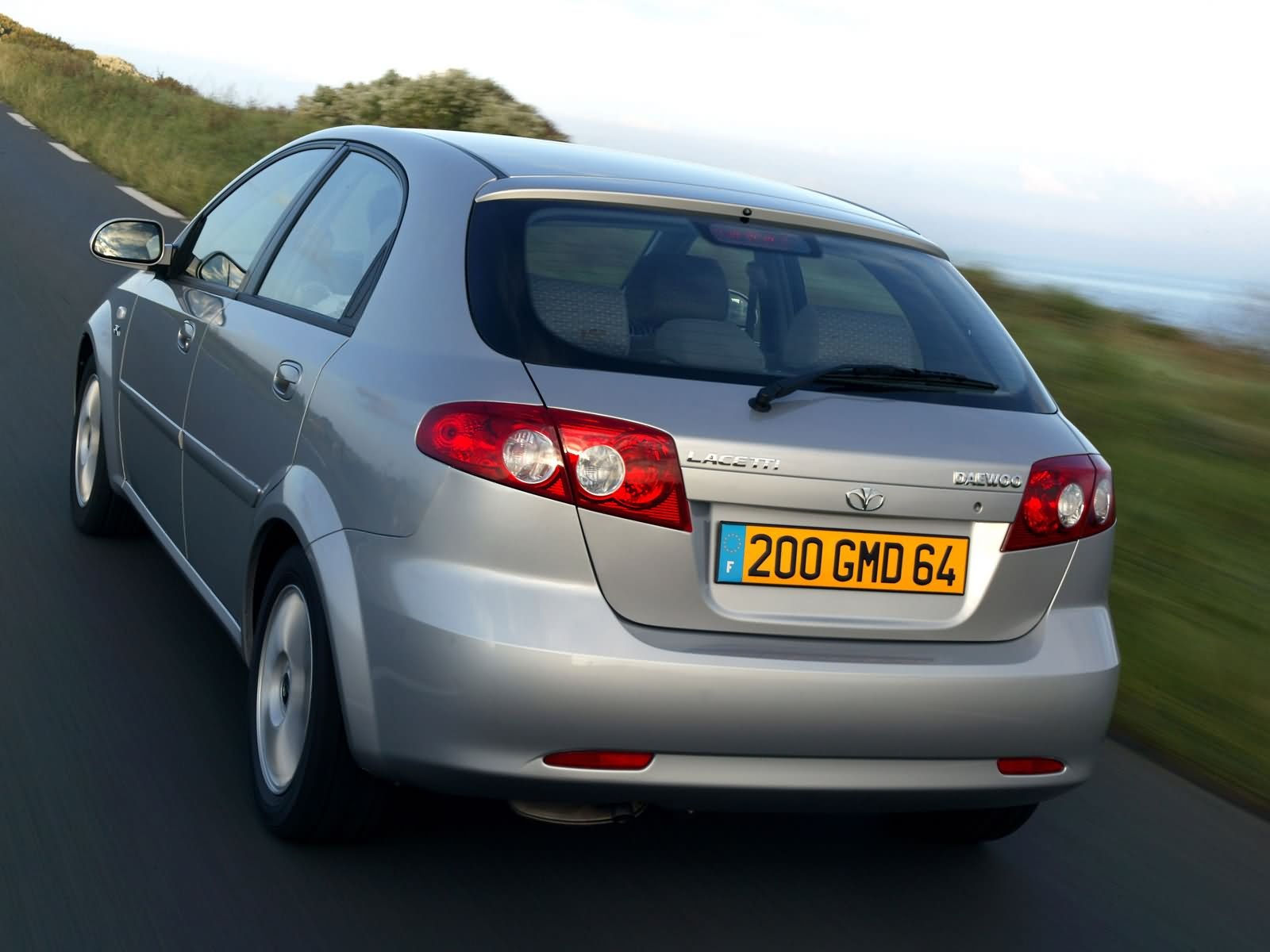 Daewoo Lacetti CDX photo 15732