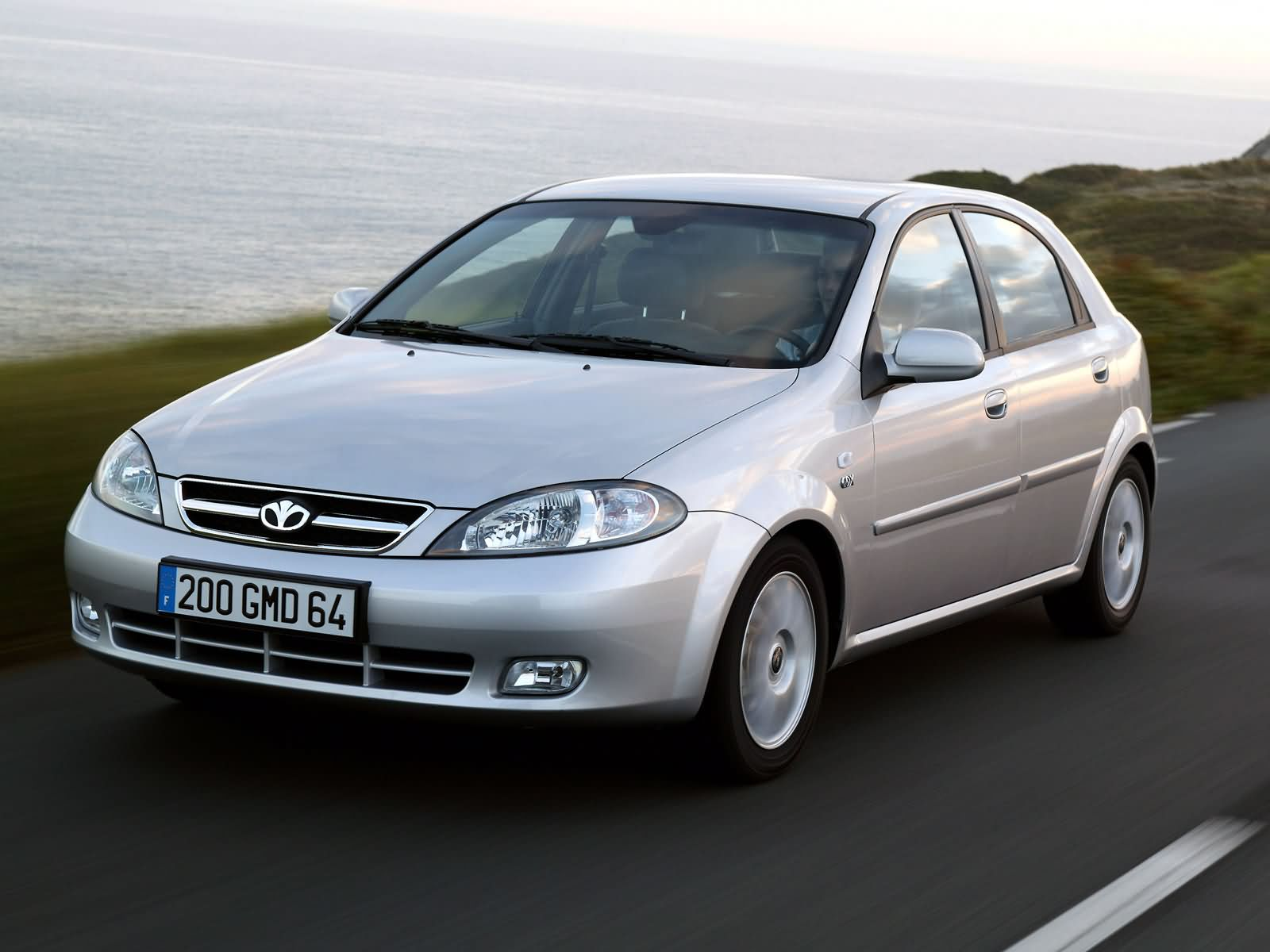 Daewoo Lacetti CDX photo 15742