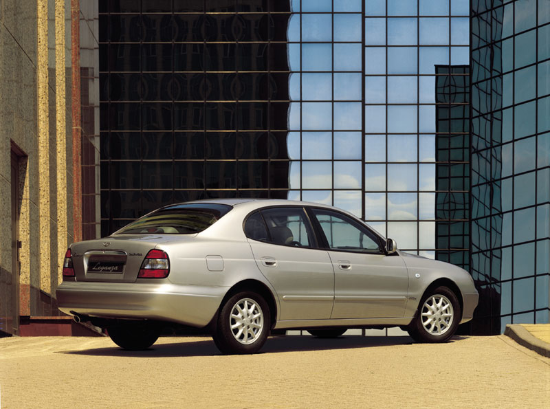 Daewoo Leganza photo 4944