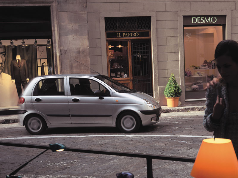 Daewoo Matiz photo 4950