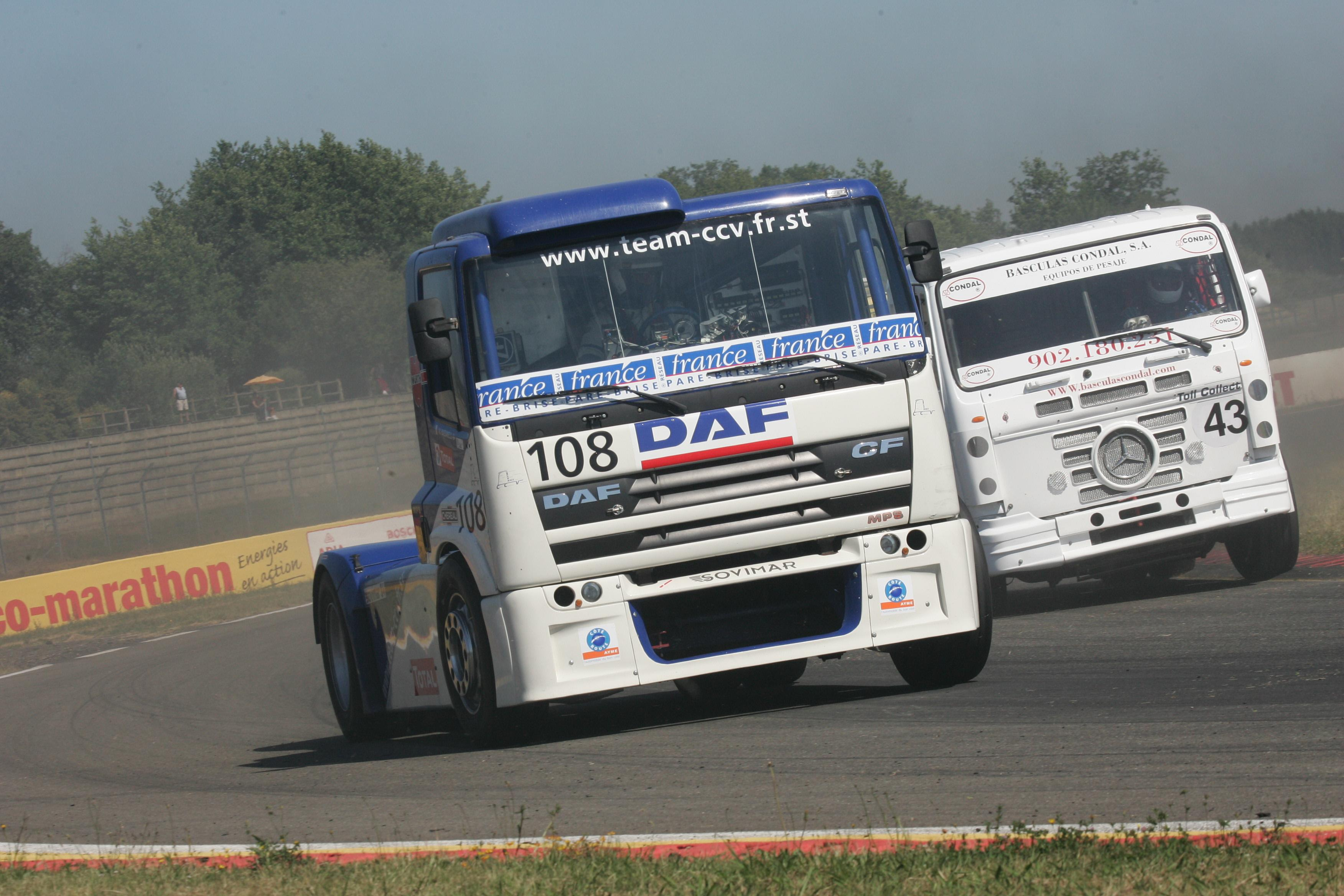DAF 85 Super Race Truck photo 30427