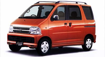 Daihatsu Atrai Wagon photo 21299