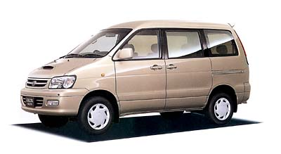 Daihatsu Delta Wagon photo 21308