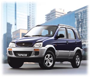 Daihatsu Terios photo 21271