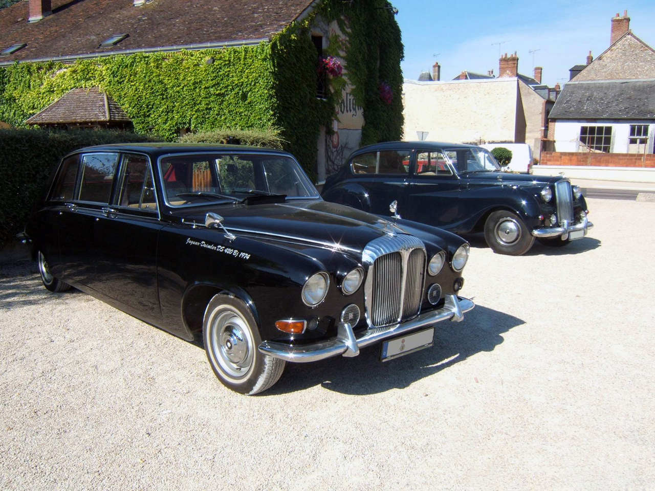 Daimler DS420 Limousine photo 63490