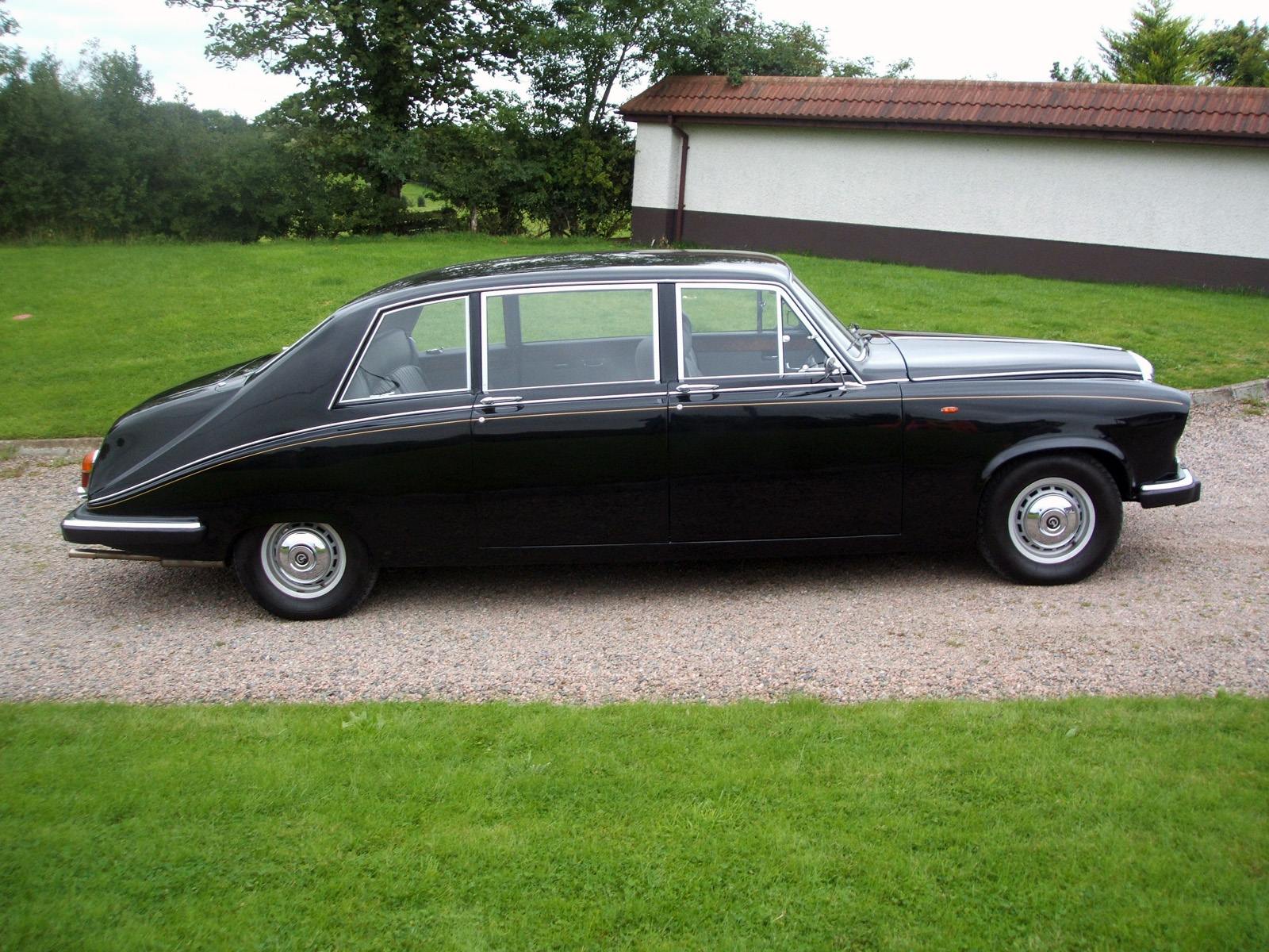 Daimler DS420 Limousine photo 63493