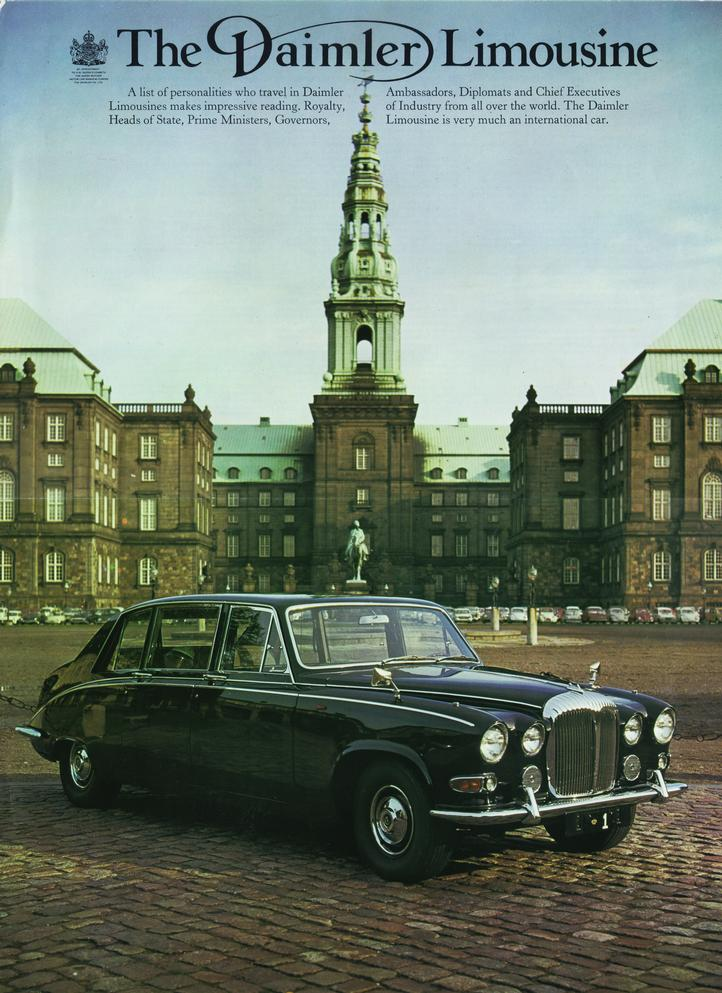 Daimler Limousine photo 27342