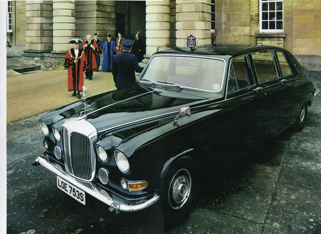 Daimler Limousine photo 27346