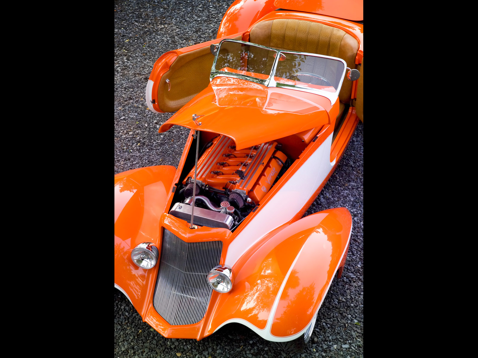 Deco Rides Boattail Speedster photo 19278