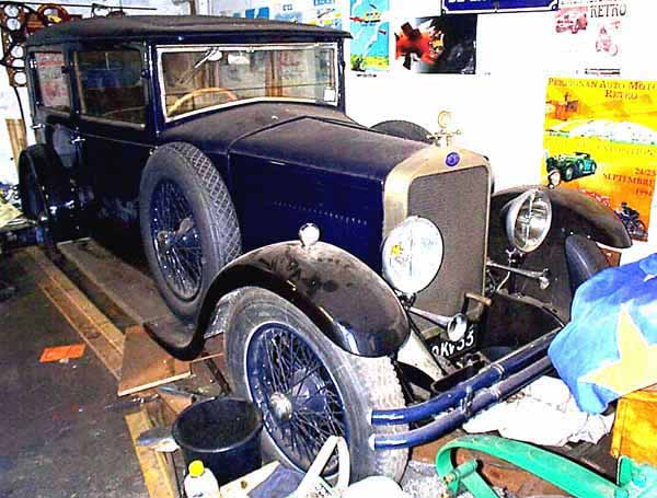 Delage DR 70 photo 21578
